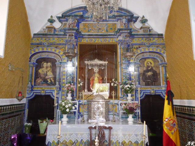 Santuario de la Virgen de las Montañas - Villamartín