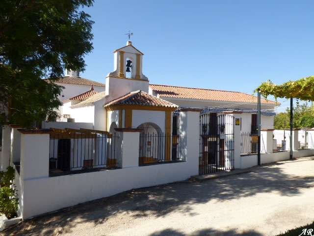 Santuario de la Virgen de las Montañas de Villamartín