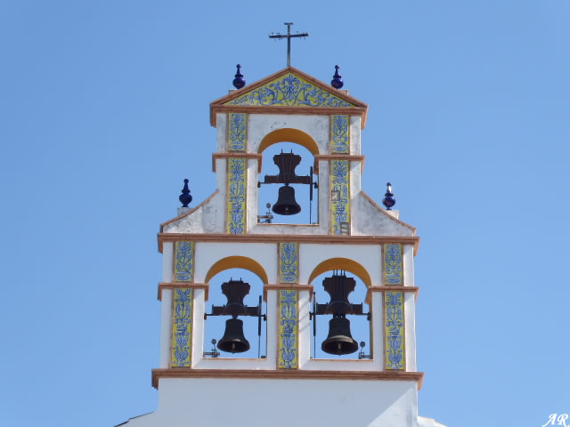Santuario de la Virgen de las Montañas - Campanario - Villamartín