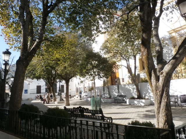 Villaluenga del Rosario - Alameda Square
