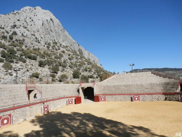 Bullring of Villaluenga del Rosario
