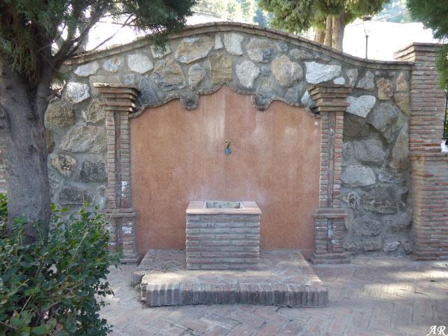 Fuente del Parque Infantil