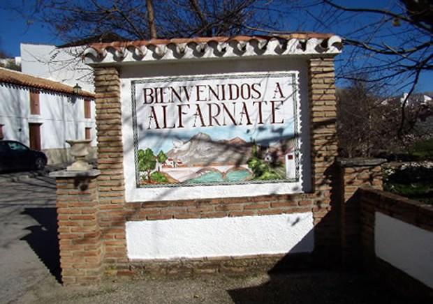Alfarnate