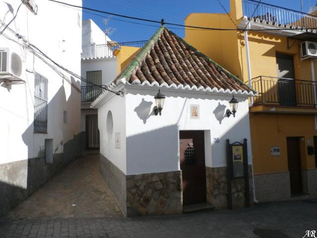 Virgen de las Angustias Chapel - Algarrobo