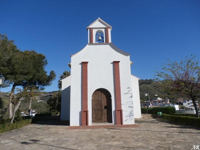San Sebastián Chapel - Algarrobo