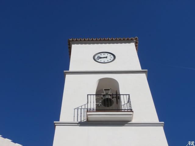 Algarrobo - Santa Ana Church