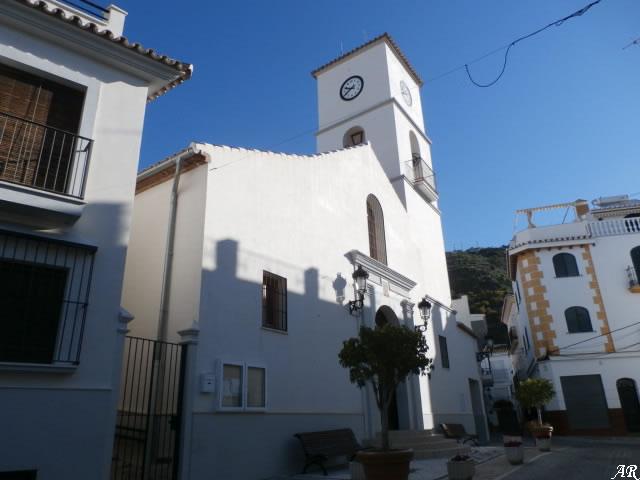 Santa Ana Church - Algarrobo