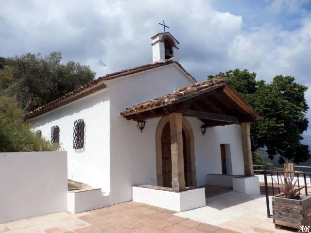 Ermita del Santo Cristo de Algatocín