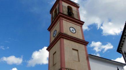 Algatocín - Iglesia Parroquial de Nuestra Señora del Rosario - Parish Church
