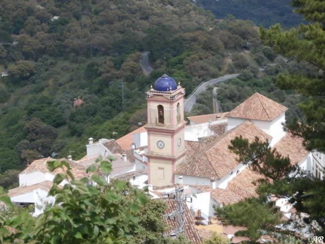 Iglesia Parroquial de Nuestra Señora del Rosario de Algatocín