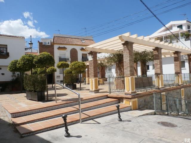 Plaza Cristóbal Benítez de Alhaurín de la Torre