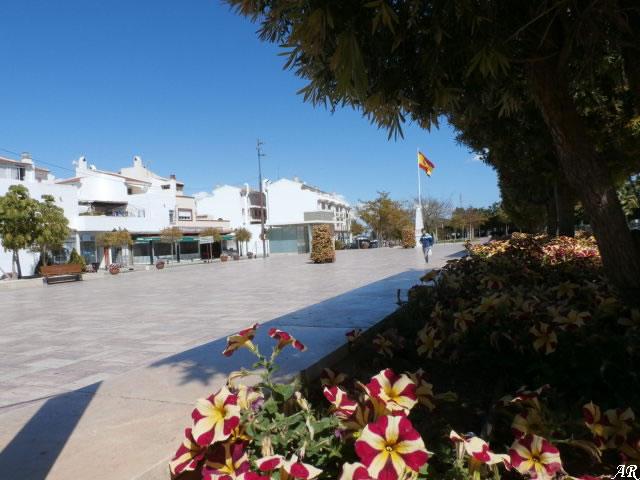 Alhaurín de la Torre - Plaza de España
