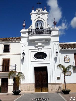 Alhaurín el Grande - Ermita de San Sebastián
