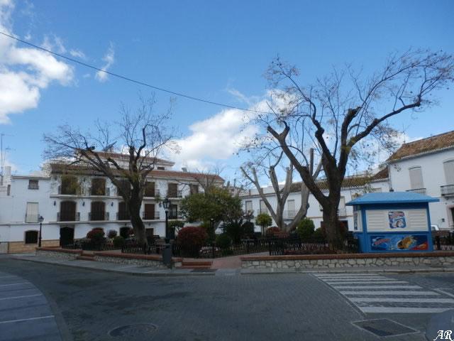 Alhaurín el Grande - Plaza Alta