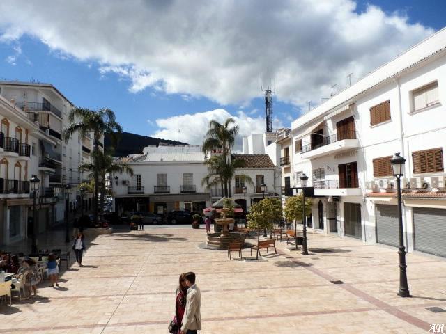 Alhaurín el Grande - Plaza Baja