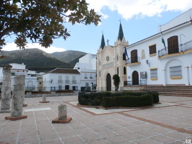 Alhaurín el Grande - Plaza del Convento