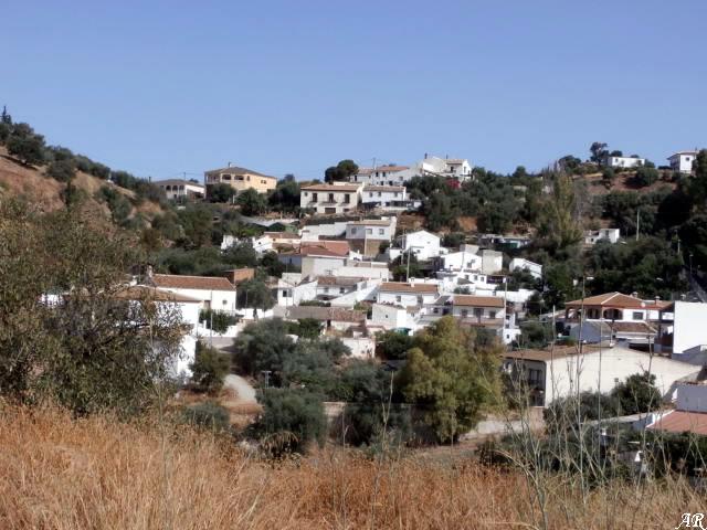 Almogía - Arroyo Coche