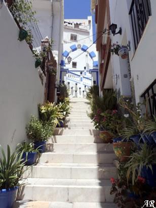 Calle Pechillo de Almogía