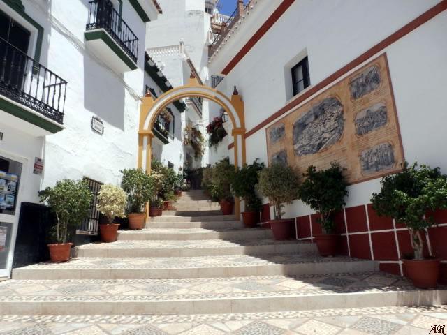 Calle Sevilla - Almogía