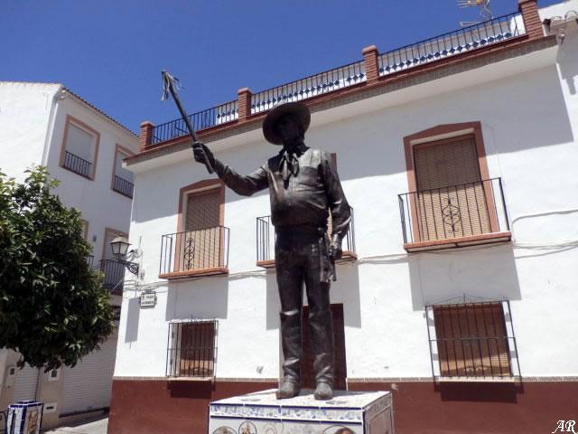 El Fiestero. El Pueblo de Almogía en honor a todos los que mantienen viva la Fiesta de Verdiales