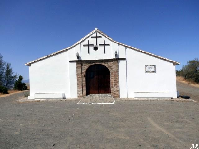 Ermita de las Tres Cruces de Almogía