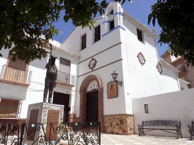 Ermita del Sagrado Corazón de Jesús de Almogía