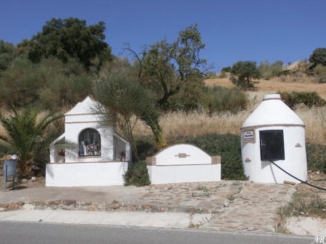 Fuente Bernabé - Almogía - Abrevadero