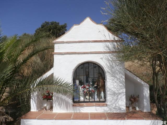 Fuente Bernabé - Almogía - Abrevadero - Hornacina