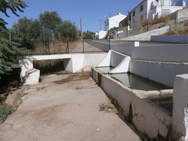 Fuente de Morritos - Arroyo Coche - Almogía