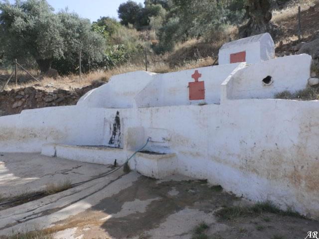 Fuente de Villarias - Arroyo Coche - Almogía