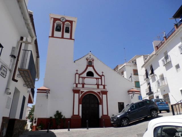 Iglesia Parroquial de Ntra. Sra. de la Asunción de Almogía