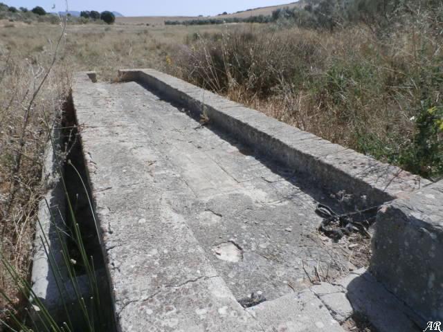 Pozo del Cortijo El Campillo - Almogía - Pilar del Cortijo