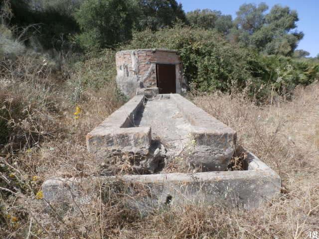 Pozo del Cortijo El Campillo - Almogía - Pilar Abrevadero