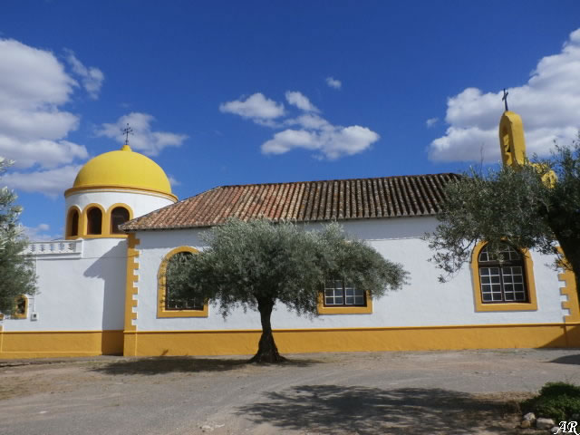 Sagrado Corazón Church - Álora