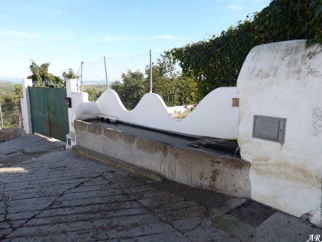 Fuente Grande - Alozaina