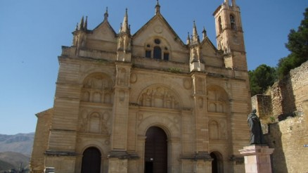 Colegiata de Santa María la Mayor de Antequera