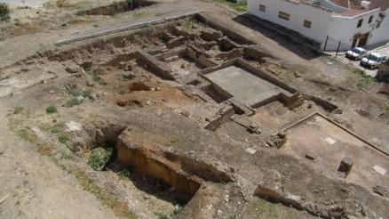 Termas Romanas de Santa María de Antequera