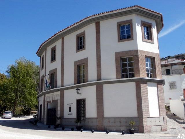 Árchez Town Hall