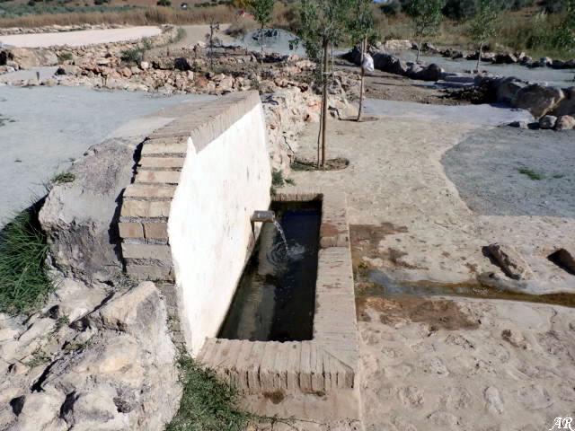 Fuente de Sacristán de Archidona