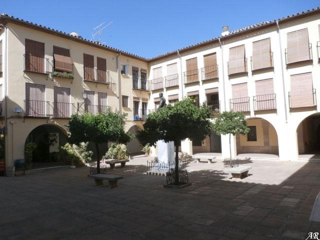 Plaza Hermanos Lafuente de Archidona