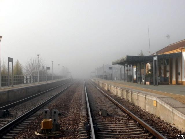 Cañada del Real Tesoro - Estación de Cortes de la Frontera