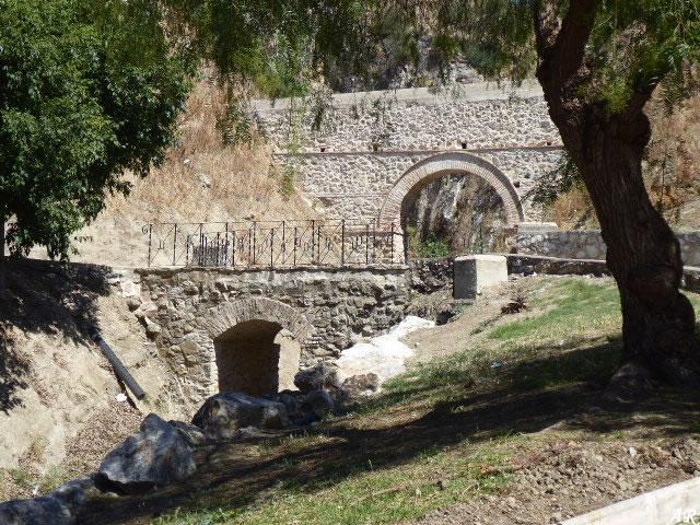 Puente y Acueducto Romano