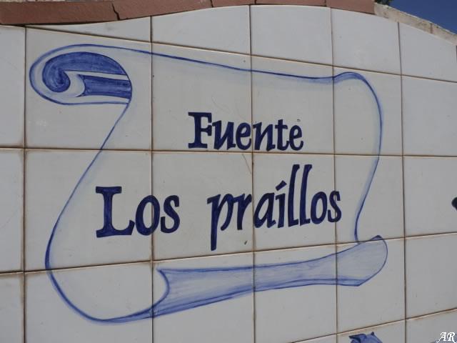 Fuente Los Praíllos / Fuente Abrevadero de Los Praíllos - Casabermeja