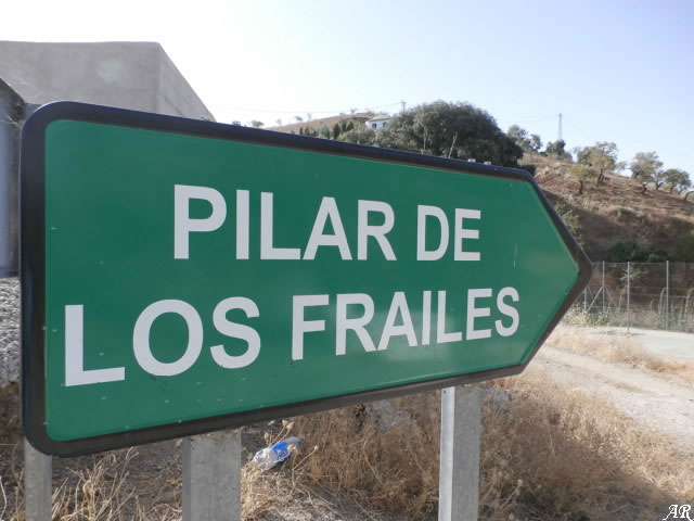 Pilar de los Frailes - Abrevadero