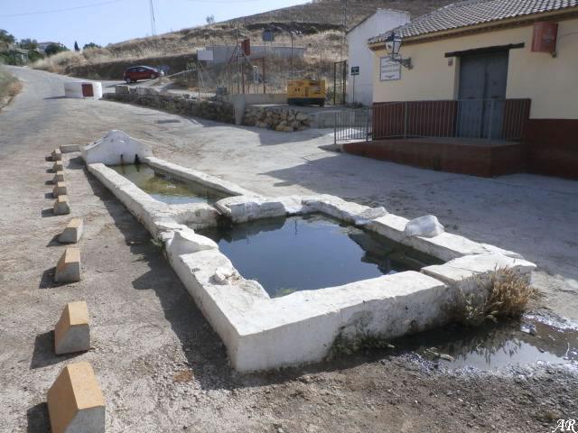 Pilar de los Frailes / Abrevadero - Casabermeja
