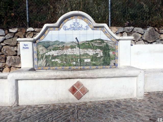 Caño de la Cooperativa de Casarabonela
