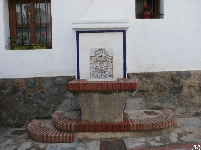 Caño de la Veracruz de Casarabonela