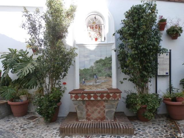 Caño del Muro - Casarabonela