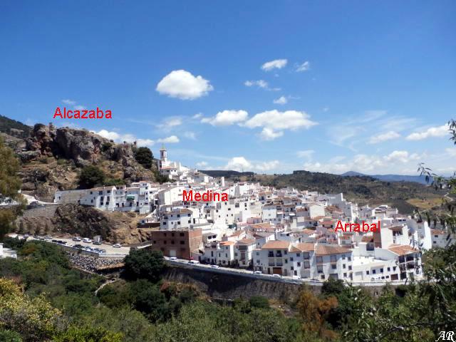 Ciudad Hispano - Musulmana - Casarabonela