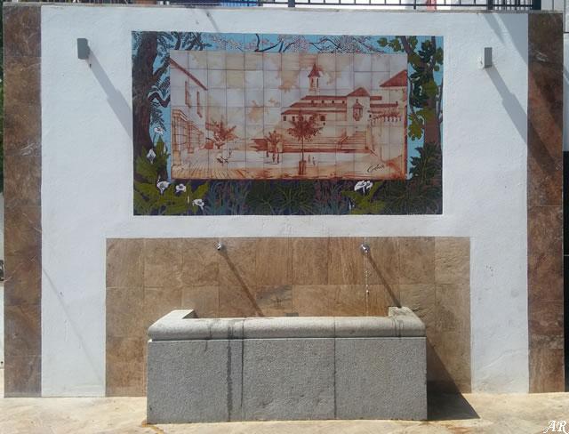 Fuente de la Plaza de Casarabonela